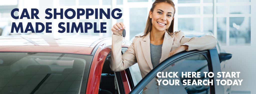 car shopping made easy. click here to start your search today