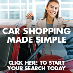 car shopping made simple. start your search today