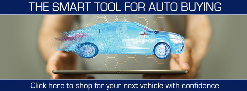 the smart tool for auto buying. shop for your next vehicle with confidence