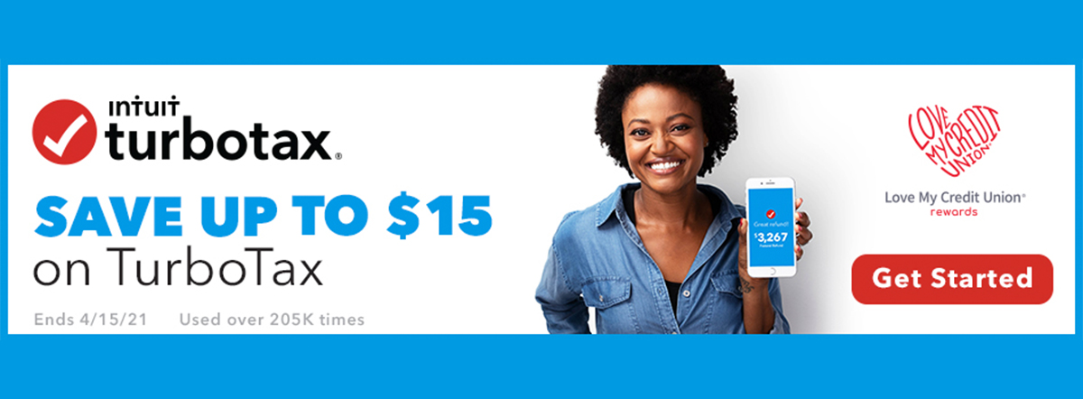 turbo tax- save up to $15- get started
